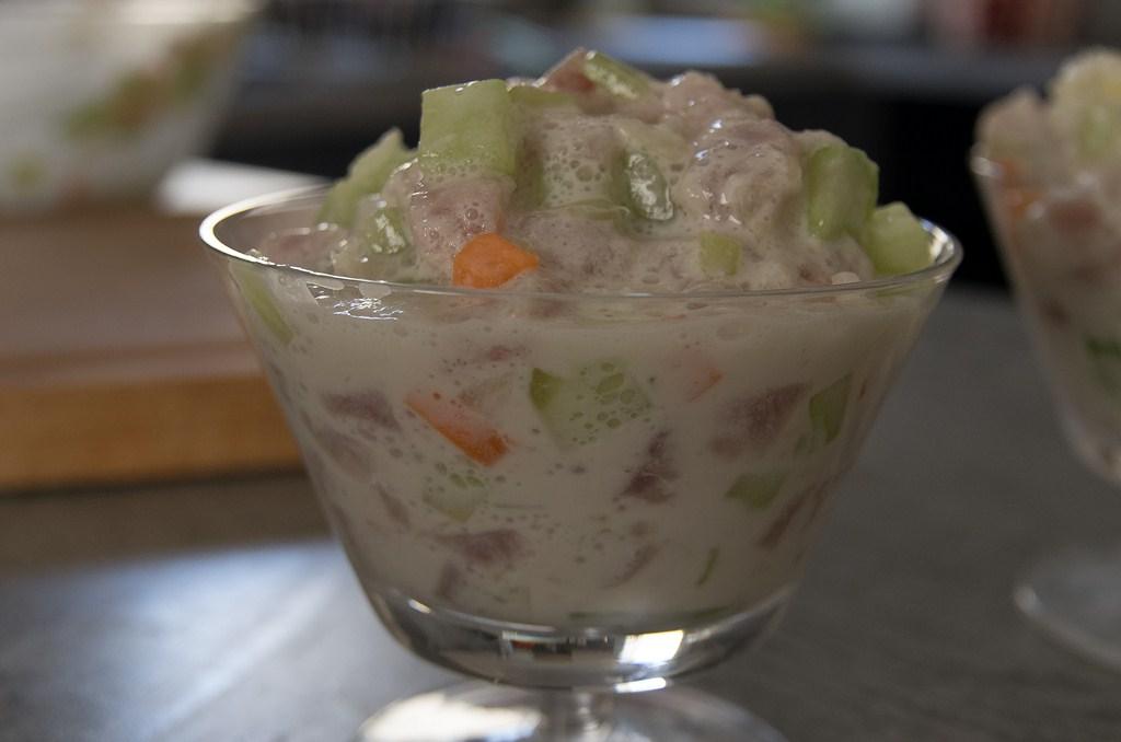 salade tahitienne les exp riences culinaires de carole. Black Bedroom Furniture Sets. Home Design Ideas