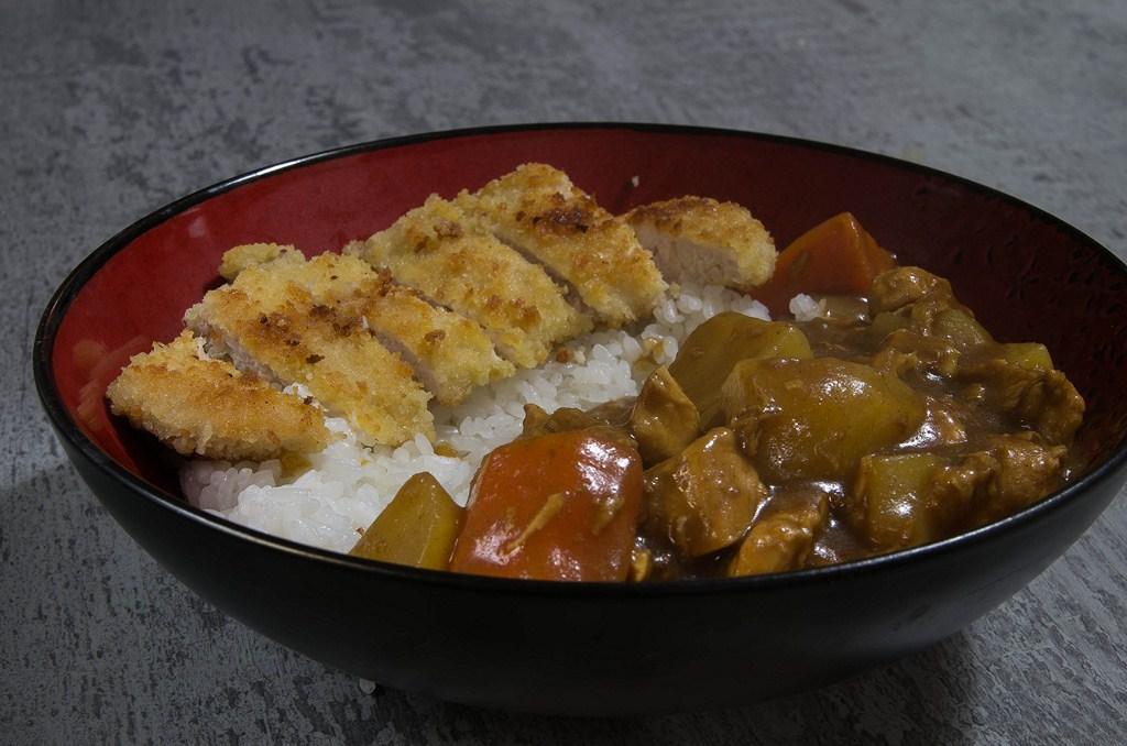 curry japonais au poulet les exp riences culinaires de carole. Black Bedroom Furniture Sets. Home Design Ideas